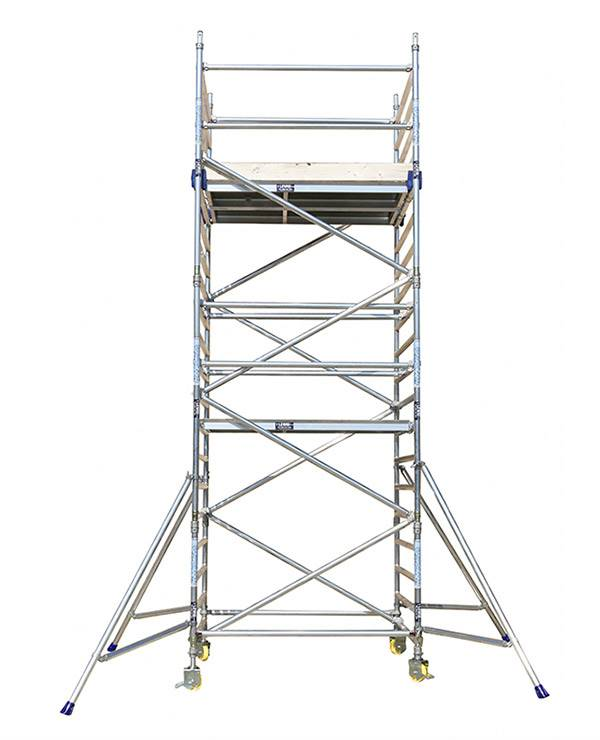 Self Leveling Scaffolding : Rung scaffold towers