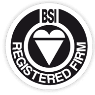 BSI Registration Logo