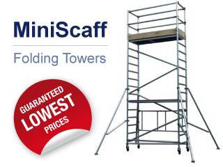 Mini Scaffold Tower