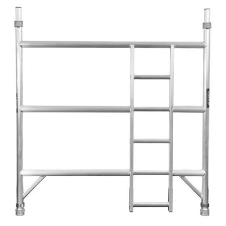 3 Rung Ladder Frame Double (1.5m high x 1.45)