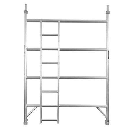 4 Rung Ladder Frame Double (2.0m high x 1.45)
