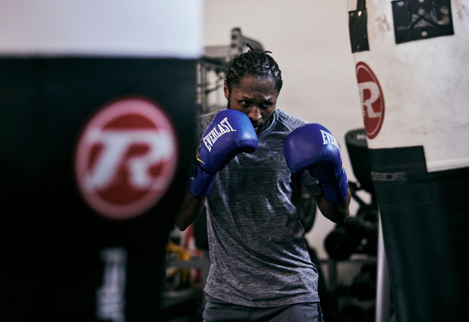 Craig Richards training pre WBA fight 1st May 2021 - a matter of mindsethards training pre World Champion fight 1st May 2021 - WBA Light-Heavyweight