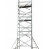 LEWIS single width industrial scaffold tower 2