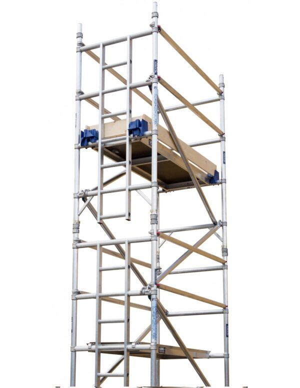 LEWIS single width industrial scaffold tower 4