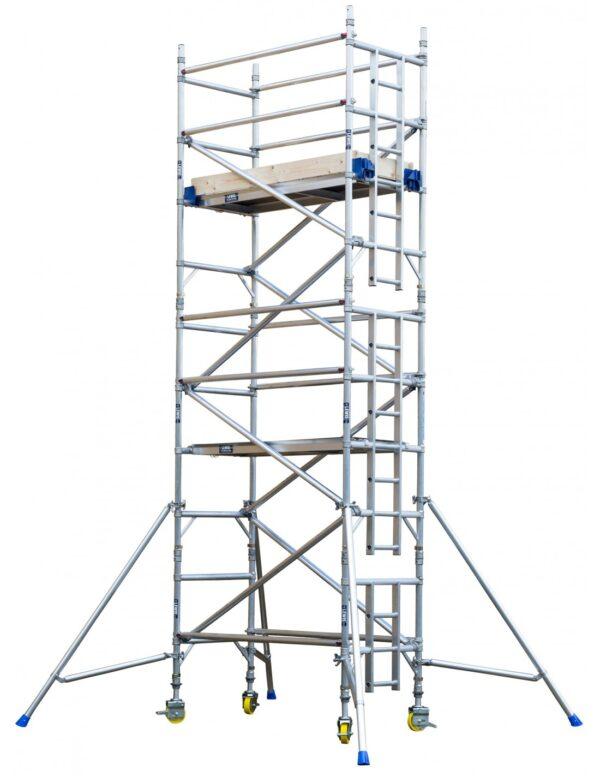LEWIS single width industrial scaffold tower 5