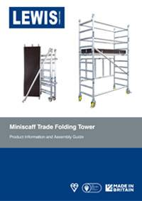 LEWIS Trade Folding Towers (Miniscaff)