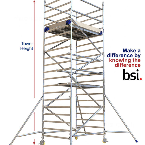250 Industrial Scaffold Towers main