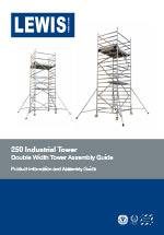 250 Industrial Scaffold Towers