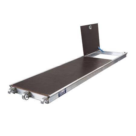 2.5m Trapdoor Deck