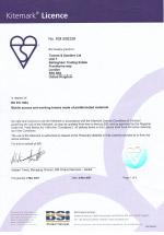 Kitemark Certificate